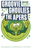 Groovie Ghoulies/Apers 2003 Tour Poster