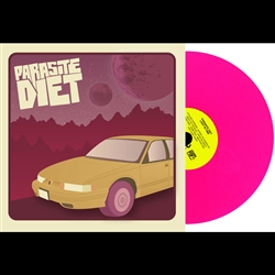"Parasite Diet - ""Lost in Time"" Hot Pink LP"