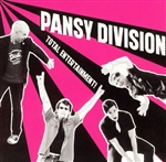 Pansy Division - Total Entertainment CD