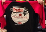 Trenton Punk Rock Baseball Tee