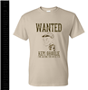 RARE WANTED Kepi Ghoulie For Having Too Much Fun T-shirt