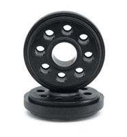 Molded Wheelie Bar Wheels