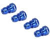 13mm Shock Bushings - Team Associated - Blue