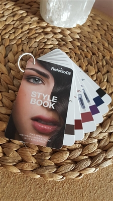 Refectocil Brow Style Book