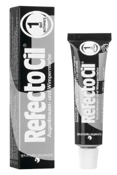 Refectocil Eyelash & Eyebrow Pure Black Tint