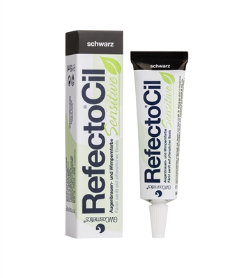 Refectocil Sensitive Plant Based Black Tinting Gel