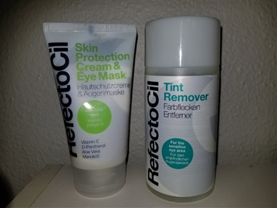 Refectocil Stain Remover & Protection Cream DUO
