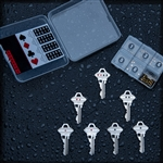 Master Key pinning kit