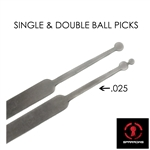 Single Double Ball Set
