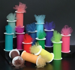 Colored Wholesale Tulle