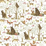 Fairytale Forest Gift Wrap