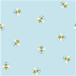 Honey Bees Gift Wrap