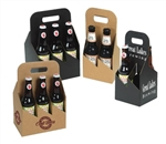 Beer Wholesale Open Bottle Carriers