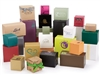 Solid Color And Metallic Tint Gift Boxes
