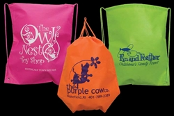 Printed Non-Woven Reusable Back Packs