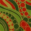 Green Red Gold Foil Embossed Wholesale Gift Wrap Special Promo