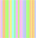 Dotty Stripe Gift Wrap