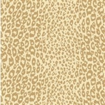 Golden Cheetah Gift Wrap