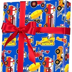 Movers And Shakers Gift Wrap