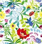 Summer Garden Ultra Gloss Gift Wrap