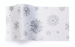 Diamond Snowflake Tissue