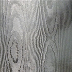 Silver Moire Embossed Foil Gift Wrap