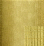 Gold Foil Embossed Crash Linen Giftwrap