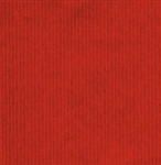 Red Foil Embossed Ribbed Gift Wrap