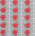 Metallized Modern Holiday Gift Wrap