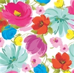 Painted Garden Wholesale Gift Wrap