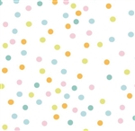 Sprinkle Dots Embossed Gift Wrap
