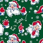 Vintage Santa Wholesale Gift Wrap Packaging