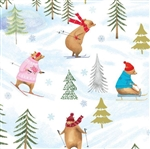 Bearly Winter Wholesale Gift Wrap