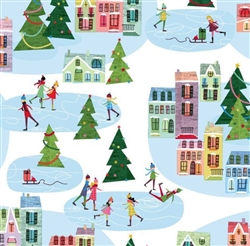Holiday Hood Wholesale Gift Wrap
