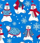 Polar Plunge Wholesale Gift Wrap
