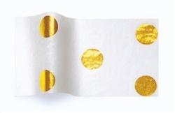 Gold Hot Spots Tissue
