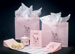 Light Pink Wholesale Poly Bags