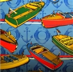 26x833 Closeout Wooden Boats Gift Wrap