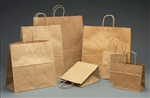 Natural Kraft Food Service Bags