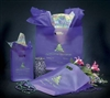 Grape Colored Frosted Bags