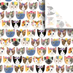 Kitty Cats Designer Wholesale Packaging Tissue