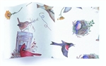 Bird's Nests Wholesale Designer Printed Tissue
