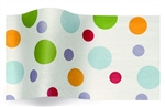 Island Dots Designer Printed Wholesale Tissue