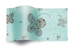 Butterflies Designer Printed Wholesale Tissue