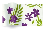 Purple Passion Designer Printed Wholesale Tissue