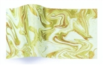 Gold Marble Designer Printed Tissue Wholesale Gift Tissue
