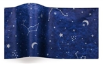 Night Sky Wholesale Designer Printed Tissue