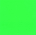 Fluorescent Green Gift Wrap