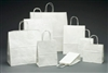 White Food Service Bags