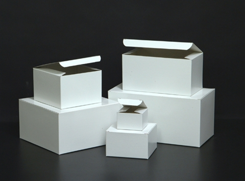 White gloss wholesale gift boxes packaging ipg dallas texas alternative views negle Images